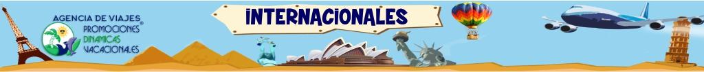 Paquetes Internacionales
